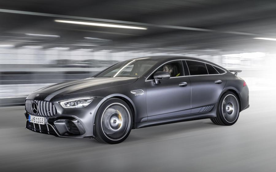 Mercedes-AMG GT63 S 4Matic+ 4-Door Coupe Edition #1