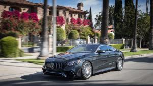 2018 Mercedes-AMG S63 4Matic+ Coupe