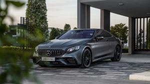 2018 Mercedes-AMG S63 4Matic+ Coupe Yellow Night Edition