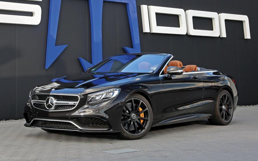 Mercedes-AMG S63 RS 850+ Cabriolet by Posaidon
