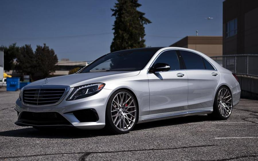 Mercedes-AMG S63 by SR Auto Group on PUR Wheels (FL25)