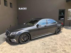 2018 Mercedes-AMG S65 by RACE!
