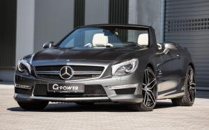 Mercedes-AMG SL63 by G-Power 2018 года