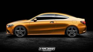 2018 Mercedes-Benz A-Class Coupe by X-Tomi Design