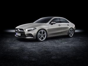 2018 Mercedes-Benz A-Class Sedan