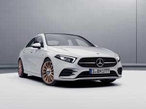 2018 Mercedes-Benz A-Class Sedan Edition #1