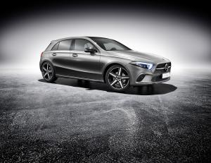 2018 Mercedes-Benz A-Class with Sport Accessories