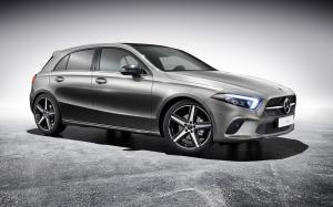 Mercedes-Benz A-Class with Sport Accessories 2018 года