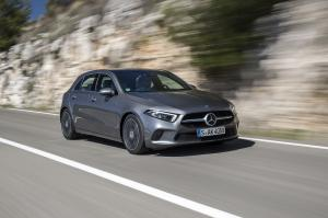 2018 Mercedes-Benz A180 d Progressive