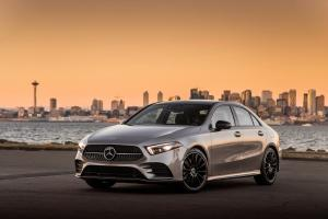 2018 Mercedes-Benz A220 4Matic AMG Line Sedan