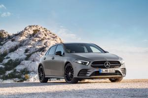 2018 Mercedes-Benz A250 AMG Line Edition