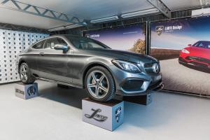 2018 Mercedes-Benz C200 Coupe 4Matic by Larte Design