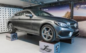 Mercedes-Benz C200 Coupe 4Matic by Larte Design 2018 года
