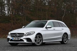 2018 Mercedes-Benz C220 d 4Matic AMG Line Estate