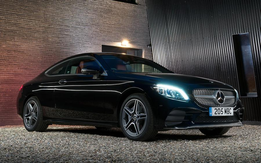 Mercedes-Benz C220 d Coupe AMG Line