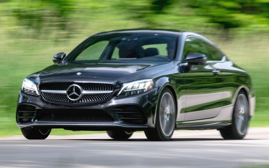 Mercedes-Benz C300 Coupe AMG Line (C205) (NA) '2018