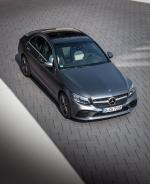 Mercedes-Benz C300 d 4Matic AMG Line 2018 года (WW)