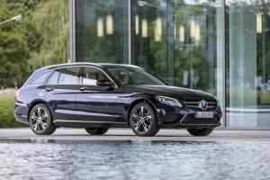 2018 Mercedes-Benz C300 de Exclusive Line Estate