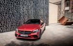 Mercedes-Benz C400 4Matic AMG Line Coupe 2018 года (WW)