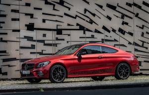 2018 Mercedes-Benz C400 4Matic AMG Line Coupe