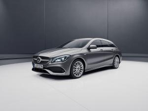 2018 Mercedes-Benz CLA Shooting Brake Night Edition
