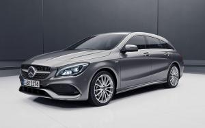 Mercedes-Benz CLA Shooting Brake Night Edition 2018 года (WW)