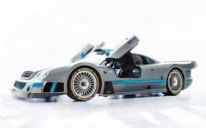 Mercedes-Benz CLK GTR Coupe GoldRush by RENNtech 2018 года