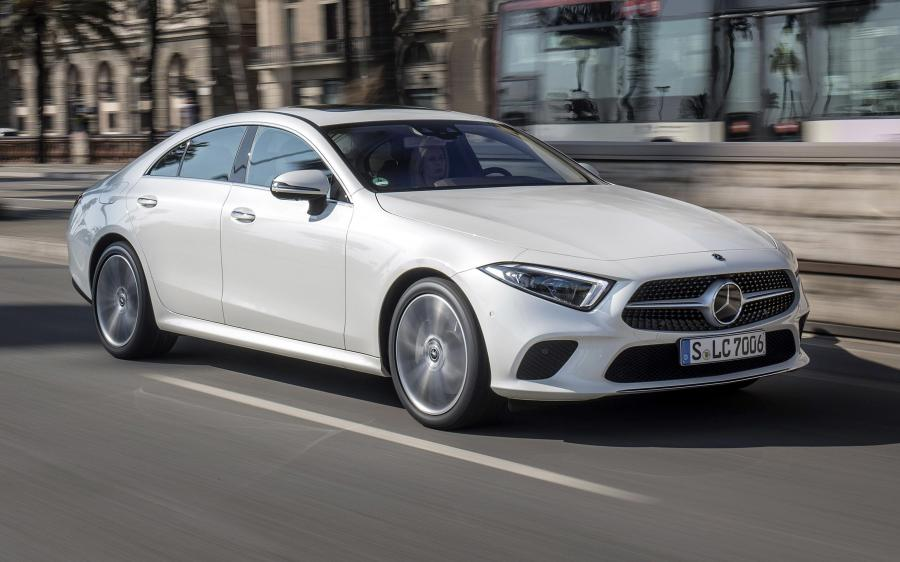Mercedes-Benz CLS350 d (C257) (WW) '2018
