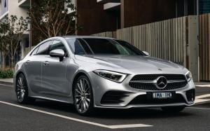 Mercedes-Benz CLS450 4Matic AMG Line 2018 года (AU)