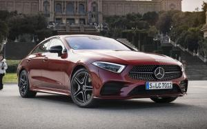 Mercedes-Benz CLS450 4Matic AMG Line 2018 года (WW)
