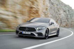 Mercedes-Benz CLS450 AMG Line Edition #1 2018 года (WW)