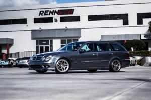 2018 Mercedes-Benz E55 AMG Estate by RENNtech