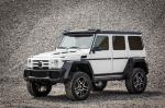 Mercedes-Benz G500 4x4² by FAB Design 2018 года