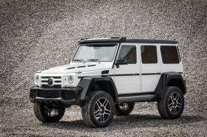 2018 Mercedes-Benz G500 4x4² by FAB Design