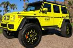 Mercedes-Benz G550 4x4² by ProMotorsports on Forgiato Wheels (Distintivo-T) 2018 года