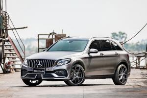 2018 Mercedes-Benz GLC-Class Black Bison Edition by Wald