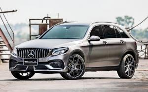 Mercedes-Benz GLC-Class Black Bison Edition by Wald 2018 года (CN)