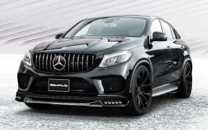 Mercedes-Benz GLC-Class Coupe Sports Line by Wald