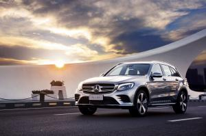 2018 Mercedes-Benz GLC300 L 4Matic