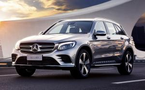 Mercedes-Benz GLC300 L 4Matic 2018 года (CN)