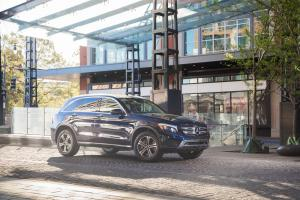 2018 Mercedes-Benz GLC350 e 4Matic