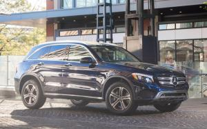 Mercedes-Benz GLC350 e 4Matic 2018 года (NA)