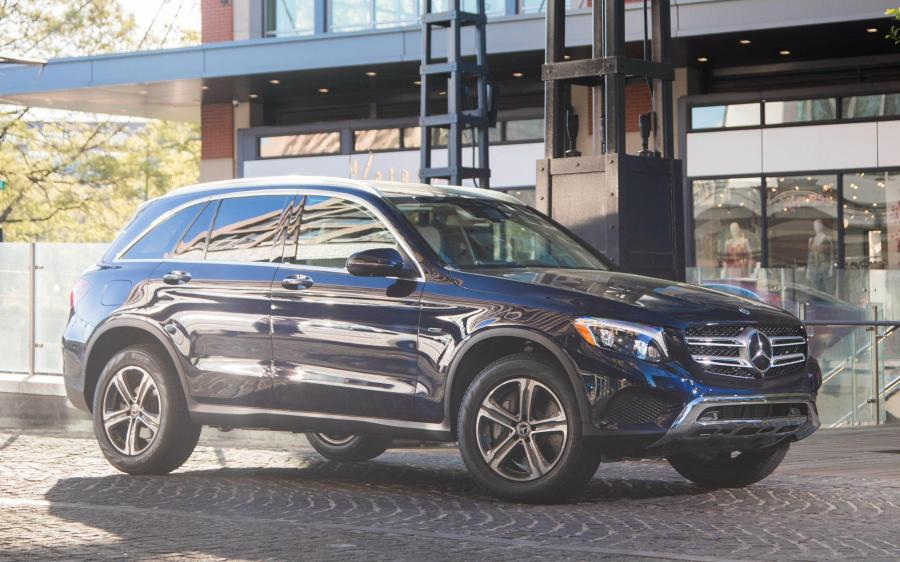 Mercedes-Benz GLC350 e 4Matic