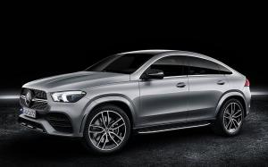 Mercedes-Benz GLE-Class Coupe by X-Tomi Design