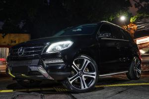 2018 Mercedes-Benz GLE400 4Matic AMG Line on Premier Edition Wheels (CS-5)