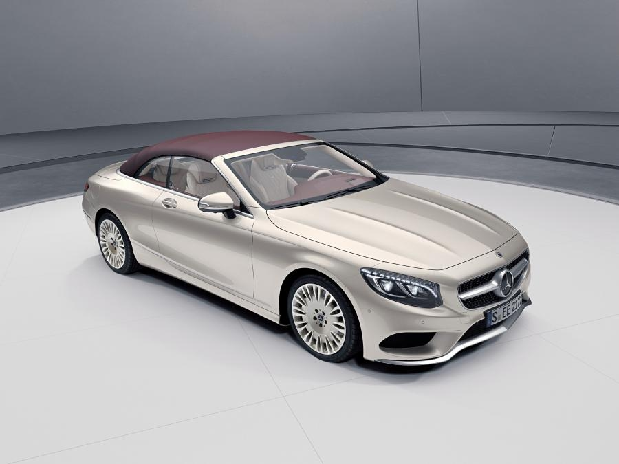 Mercedes-Benz S-Class Cabriolet Exclusive Edition