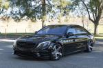 Mercedes-Benz S-Class on Forgiato Wheels (Forssette-ECL) 2018 года