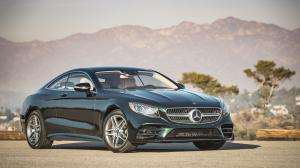 2018 Mercedes-Benz S560 4Matic Coupe AMG Line