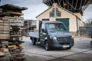 2018 Mercedes-Benz Sprinter 316 CDI Pickup