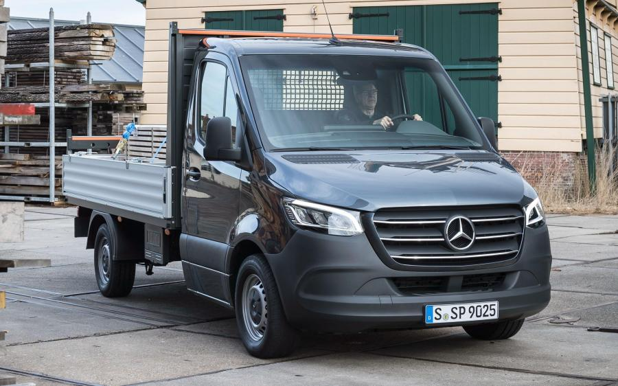 Mercedes-Benz Sprinter 316 CDI Pickup